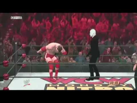 Slender Man WWE
