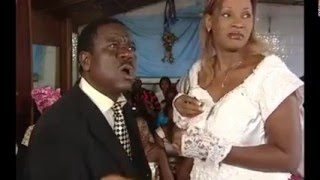MR IBU'S WEDDING DAY WITH HIS DREAM SWEET HEART
