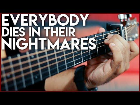 Everybody Dies In Their Nightmares - XXXTENTACION | Fingerstyle Guitar Cover (TAB) #RIPXXXTENTACION