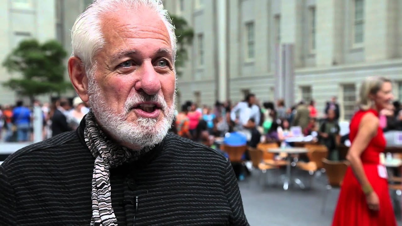 Richard Saul Wurman, Creator of TED Conference: