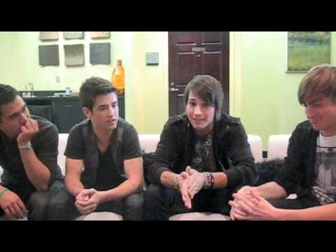 Big Time Rush tell us what they're obsessed with! (Tiger Beat and BOP)