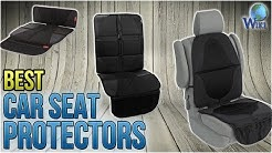 10 Best Car Seat Protectors 2018