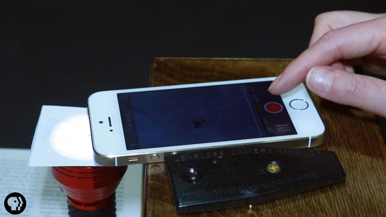 Used Look Möbel Diy ~ See microbes with this diy phone microscope youtube