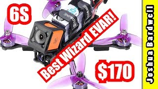 EACHINE WIZARD X220HV REVIEW | best wizard ever but still not perfect