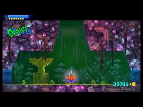 Guacamelee! 2 Some of the trials  