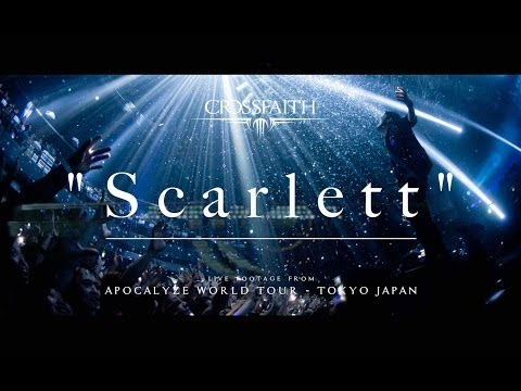 "Crossfaith -  ""Scarlett"" Official Live Music Video"