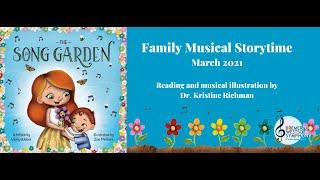 Family Musical Storytime - The Song Garden