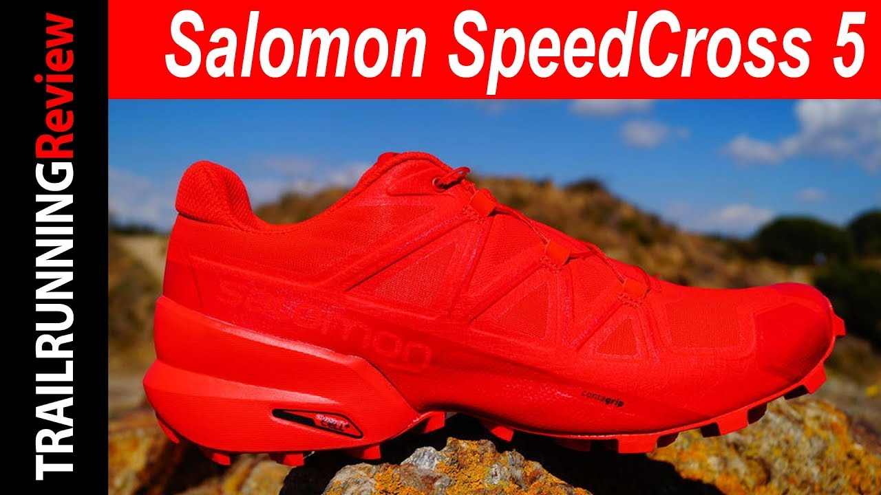 zapatillas salomon caracteristicas usadas