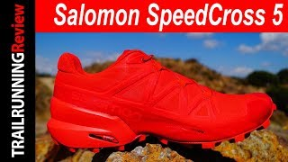 Salomon SpeedCross 5 Review