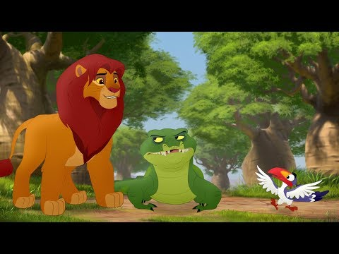 Lion Guard: Everyone is Welcome song | The Savannah Summit HD Clip
