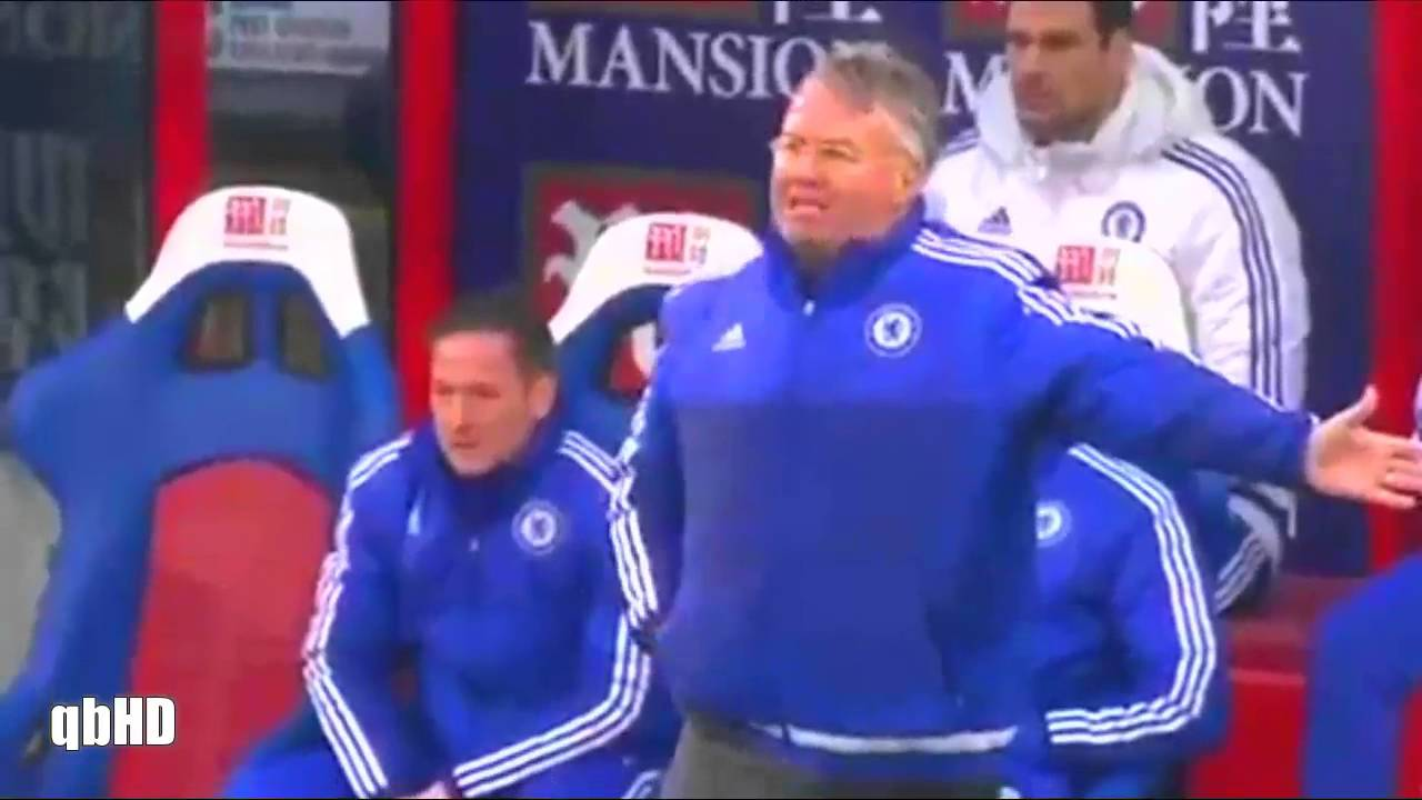 BPL: Crystal Palace 0 3 Chelsea 2016 all goals - YouTube