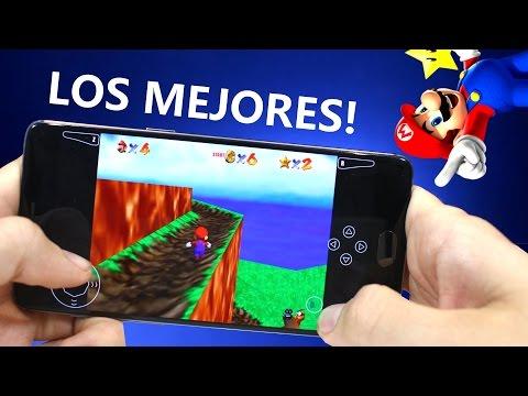 EMULADORES - Como jugar a SUPER MARIO en Android!