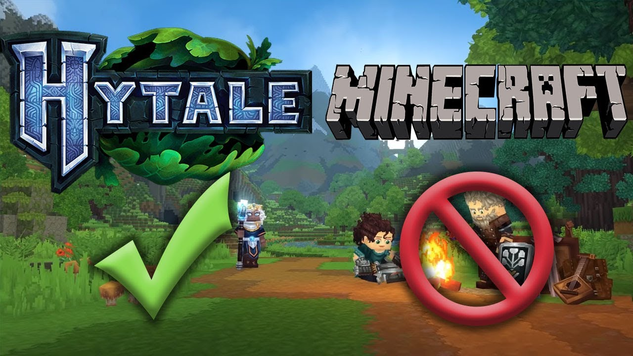 Will Hytale be Better Than Minecraft?