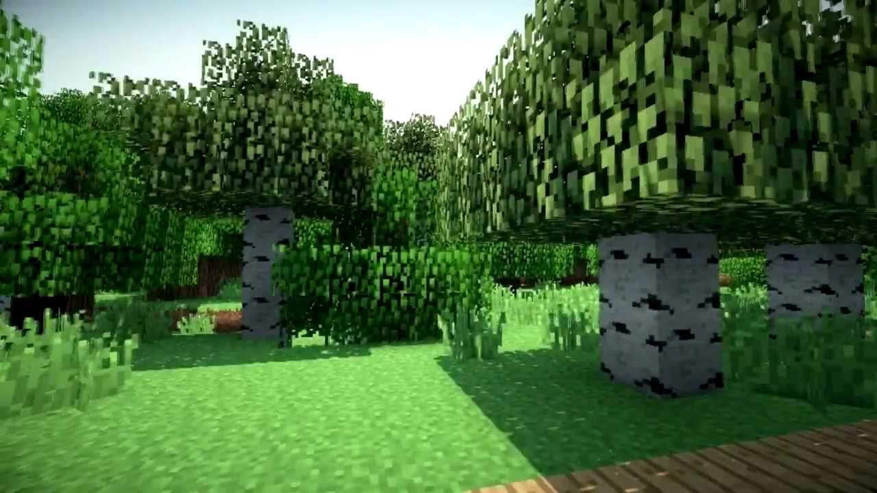 Minecraft Mods Sonic Ethers Unbelievable Shaders Beforeafter