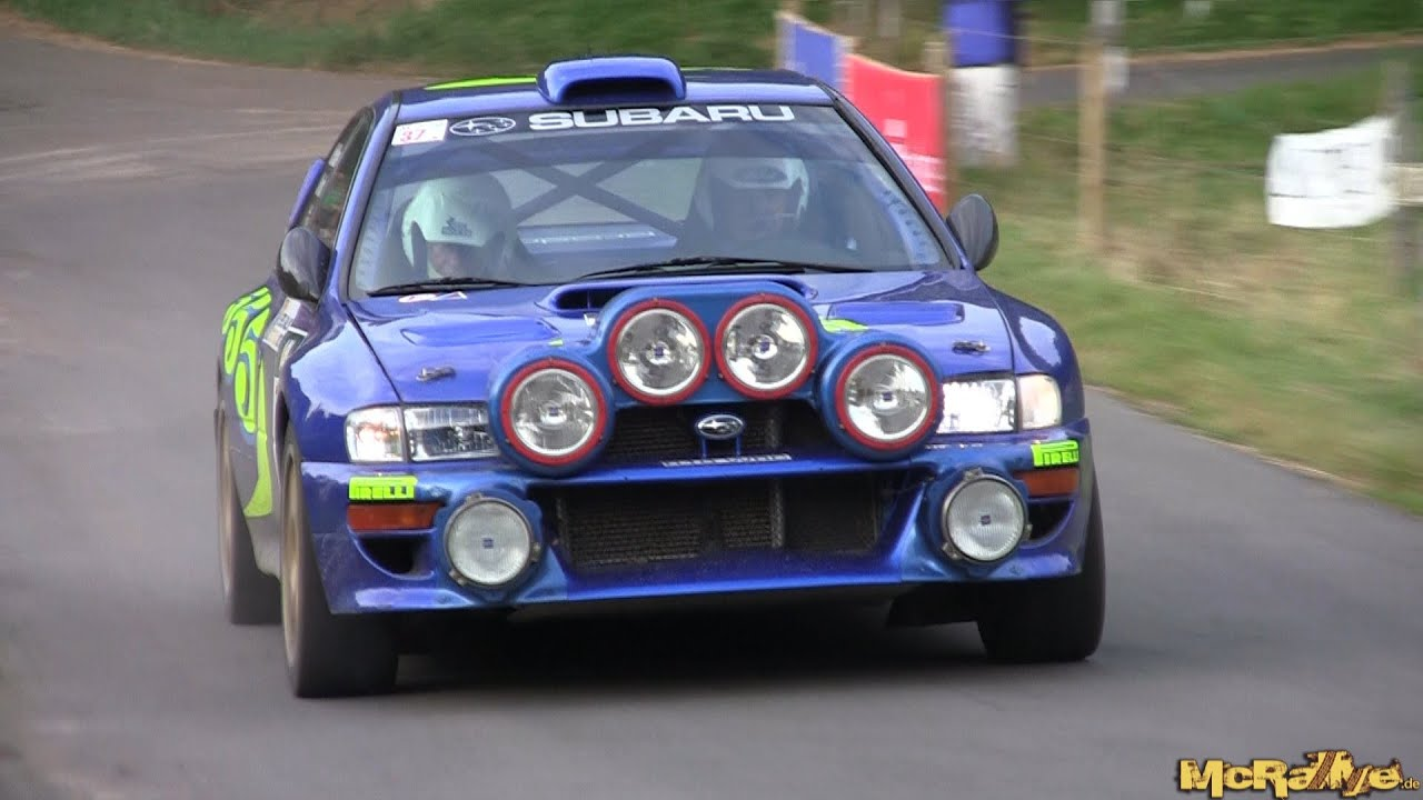 Subaru Rallysport Pure Sound Hd Youtube