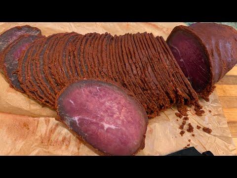 Новогоднее меню: Бастурма | Ապուխտ | Cured Meat
