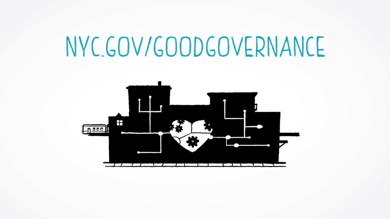 Introducing the nyc good governance blueprint youtube introducing the nyc good governance blueprint malvernweather Gallery