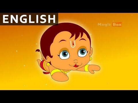Hanuman And The Sun Return Of Hanuman In English Hd Animation Bedtime Cartoon Youtube