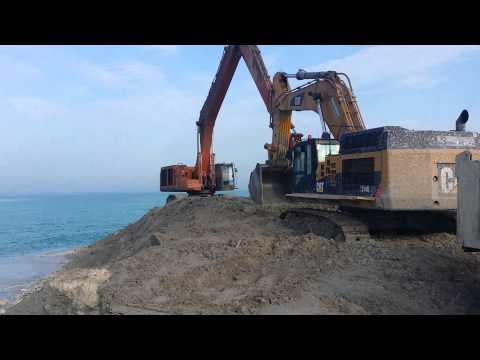 Hyunday,new port project in doha qatar..