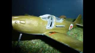 1:72 Academy P-39 Airacobra