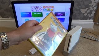 What Happens When you put a DVD into a Nintendo Wii