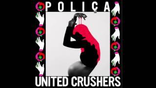 "POLIÇA  - ""Wedding"" (Official Audio)"