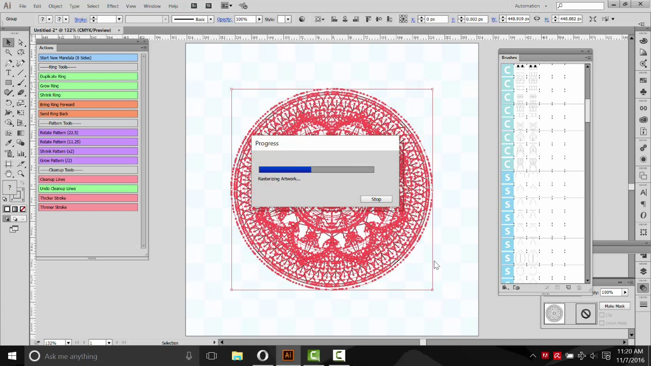 Mandala Creator Pro - Coloring Book Edition Walkthrough - YouTube