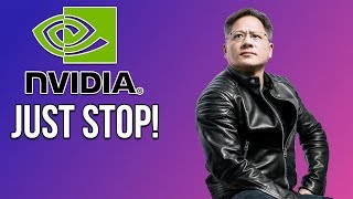 Nvidia's CEO Says Something DUMB About The PlayStation 5 And Xbox Series X