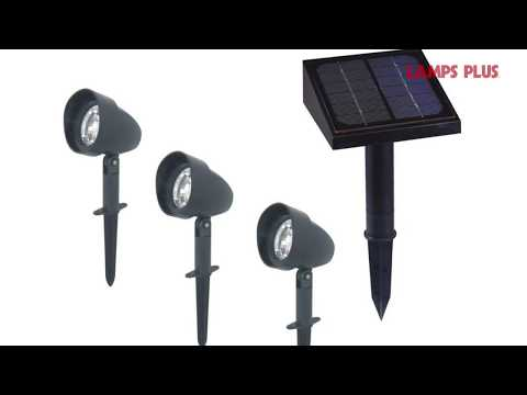 Outdoor Solar Lights - Stress Free