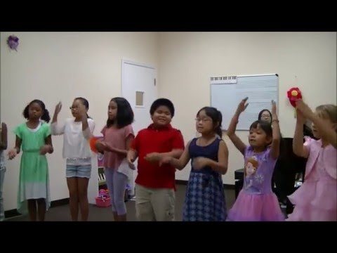 """You Are My SunShine"" from Group Singing Class at Masako's Music Studio"