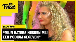 """FABIOLA: """"Ik was vroeger ZWAAR GEPEST!""""   MTV FIRST"""