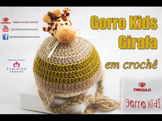 Fio Gorro Kids Circulo 100g  d98981f1aa4