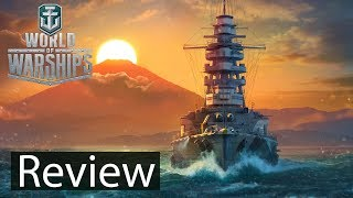 World of Warships Gameplay Review 2018