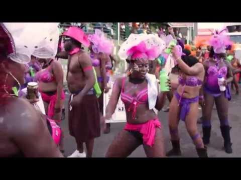 MadTGuans - Benna (Antigua Soca 2014) Showcasing Beautiful People Mas Band