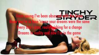 Tinchy Stryder - Bright Lights ft. Pixie Lott HQ Lyrics Video (best sound)