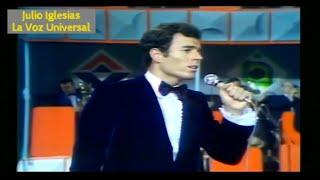 Julio Iglesias La vida sigue igual (español, francés y italiano) + Chiquilla.