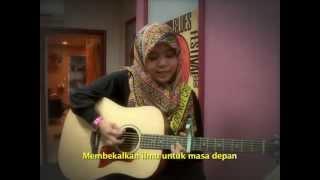 Music Video - Terima Kasih Cikgu - Najwa Latif