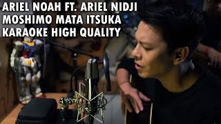 Ariel Noah - Moshimo Mata Itsuka (Mungkin Nanti) Karaoke Tanpa Vocal Lirik  Super High Quality