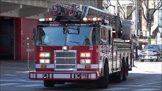 Chicago Fire Truck 3 Responding