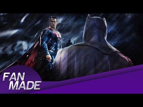 Fan – Made – Batman v Superman – Creando el Póster #3 – HD