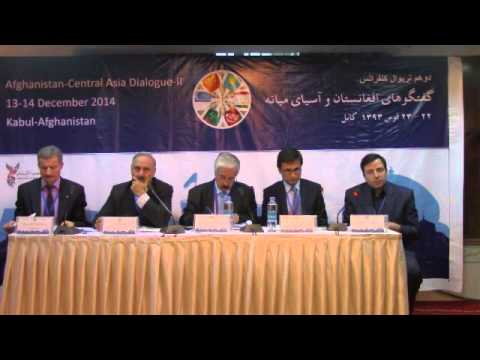 Afghanistan-Central Asia Dialogue-(ACAD_II) Panel 4