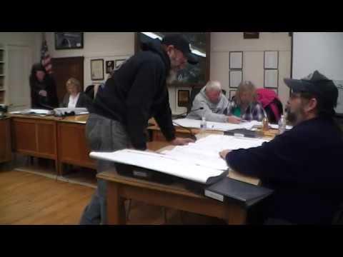Warren Planning Board:  2019-01-28. Shouting Match 101