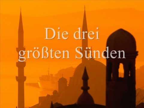 einladung zum paradies die wahre religion islam islamkonferenz, Einladung