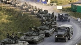 прорыв военной техники на нерабочих танках украинских бойцов! Украинский сдаются в плен