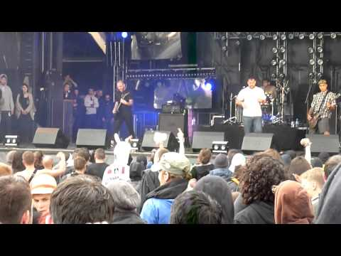 Bury Your Dead - Magnolia (live at Hellfest 2013)