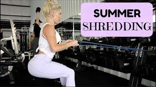 He threw away the EVIDENCE | Summer Shredding | Back Workout