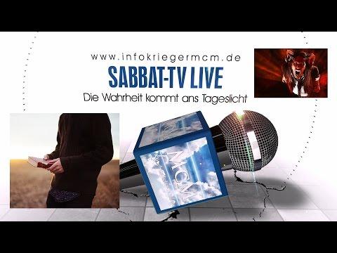 Sabbat-TV LIVE [13] ➤ Von Satan zu Jesus | Das Zeugnis von Ferenc