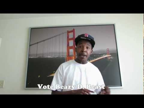 Beazy D. Beast -- Team BackPack Audition 2012.mov