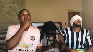 🤞🏾family reacts 🤞🏾to santi - rapid fire (official music video) ft shane eagle & amaarae
