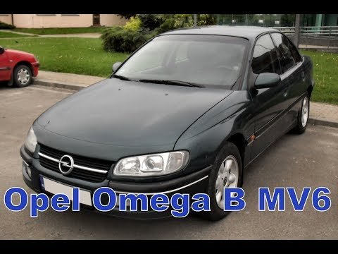 Opel Omega B MV6 Большой. Мощный. Дешево.